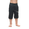 Houdini Kids Liquid Trail Shorts Rock Black